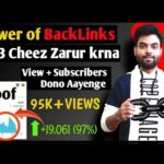 Latest BACKLINKS for 2021 in Hindi | Off Page SEO 2021 For Beginners | Free GOOGLE SITES back links
