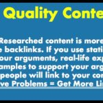 Link Building Strategies   How To Get Quality Backlinks to Your Website