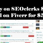 Make Money by Selling on Fiverr Arbitrage $5 - Buy From SEOclerks $1
