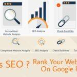 My WordPress Website SEO 1st Rank On Google   Website SEO Optimization Boost Rank On Search Engine