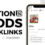 New Notion Feature: Backlinks & Page Creation