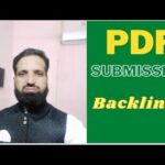 PDF submission backlinks Free High Da Pa | mian kamran