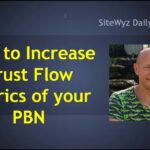 SW Daily#9: How to Increase Trust Flow of Your PBN