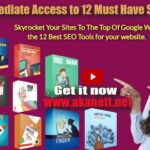 Seo tools google - Instant Access to 12 Got to have SEO Apps - Seo tools google