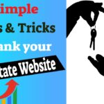 Tips for ranking Real Estate Websites in Google search - Simple SEO tips to rank website on Google