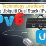 Ubiquiti EdgeRouter - Dual Stack IPv4 and IPv6