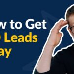 26 Ways to Earn 100 Leads a Day on Your Website