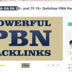 6 Manual High DA PA and TF Dofollow PBN Permanant Link On SEOClerks