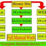 Best high pr seo backlinks service