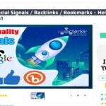 Buy SEO Social Signals Backlinks Bookmarks Help to ranking On SEOClerks 2019 202
