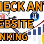 Check Any Website Ranking | Website SEO Checker | website Backlink checker | website analytics tools