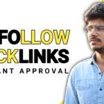 Dofollow backlink   Instant Approval - Unlimited backlinks in Hindi 2020   Backlink Kaise banaye