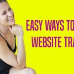 Easy Way To Drive Traffic To Your Website | Caitlin Strempel Of Rising Ranks Digital