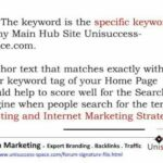 Forum Signature File: How Top Forum Marketers Build Forum Branding, Backlinks and Traffic