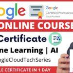 Google Free Certification Course | Free Google Courses Cloud Tech Series | AI & ML | Tricky Man