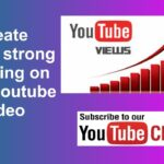 How To Create High Quality BackLinks For YouTube Videos 2019. rank your youtube video