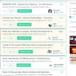 How To Get High Quality PBN Backlinks Bookmarks Service On SEOClerks