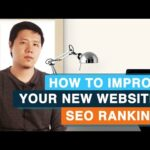 How To Improve Your New Website's SEO Rankings