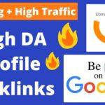 🔥🔥Create Powerful Dofollow Backlinks   Rank NO.1 On Google   Quick Blogging