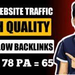 100% Dofollow Profile Backlinks Instant Approval(Free Website Traffic)