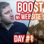 Boost my website - Day 1 - S01 E01