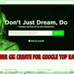 Fiverr Gig create for google top ranking job 2021 | Shakil Sultan Vlog