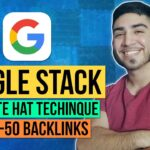 Google SEO Drive Stack | #1 White Hat SEO Technique for 2020 (Live Example)