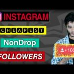 How To Buy Instagram Followers 2021 Hindi   How To Increase Instagram Followers without Login 2021