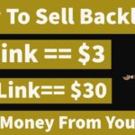 How To Sell Backlinks And Earn Money From Your Blog/Website Earn $10 Daily From Your Blog In 2021